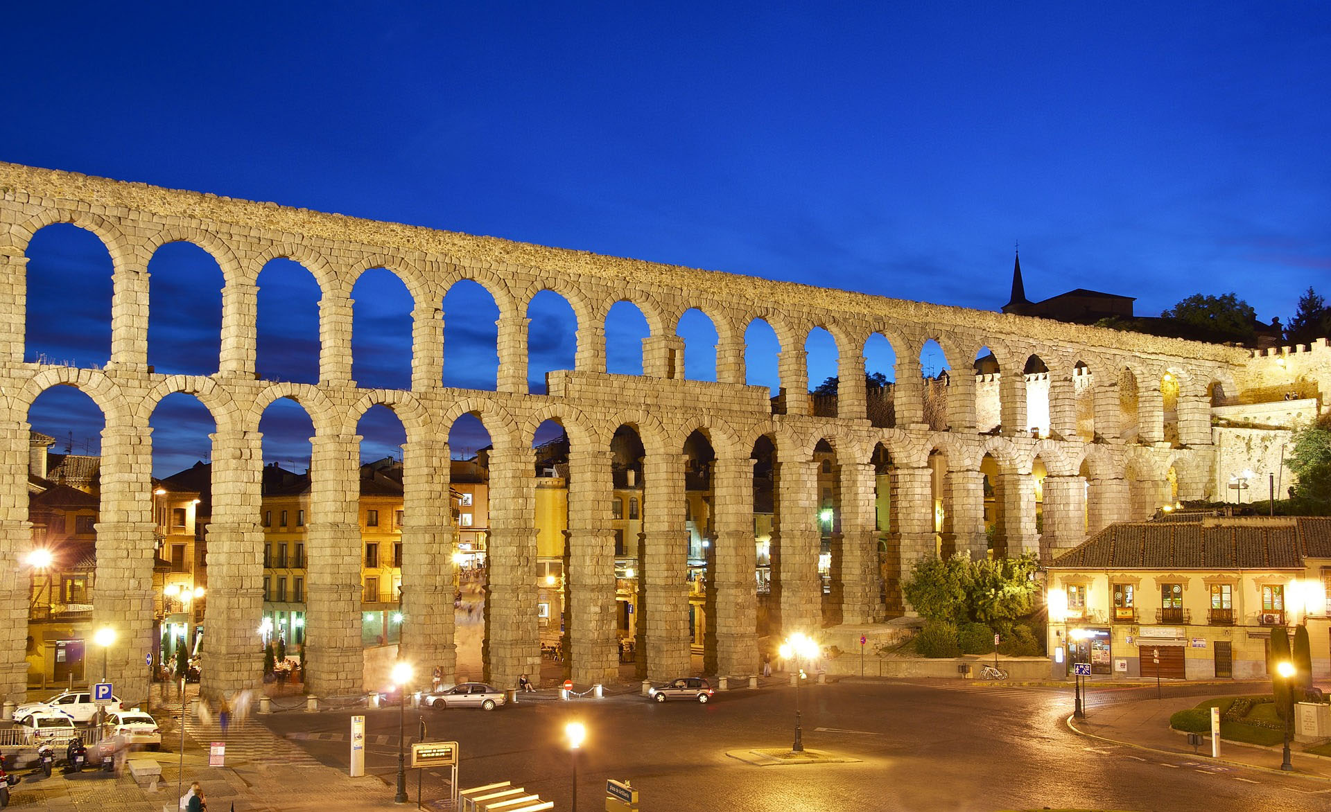 SEGOVIA, THE CONQUEST OF THE WATER
