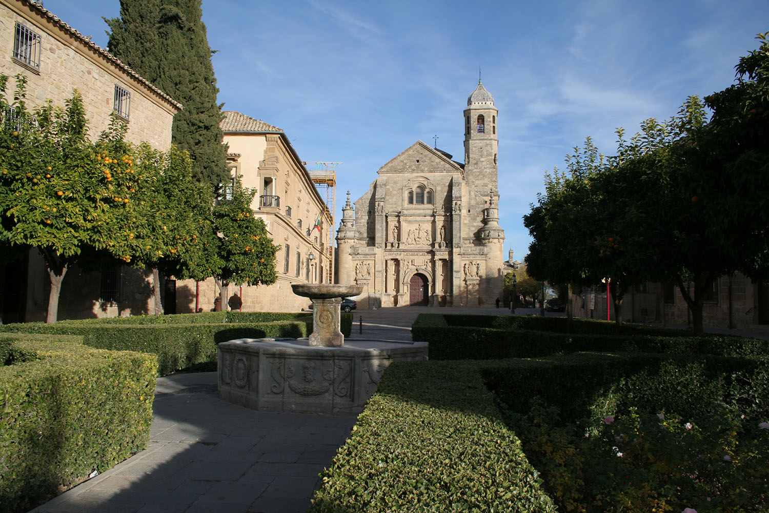 TWO WONDERS OF THE RENAISSANCE: ÚBEDA AND BAEZA