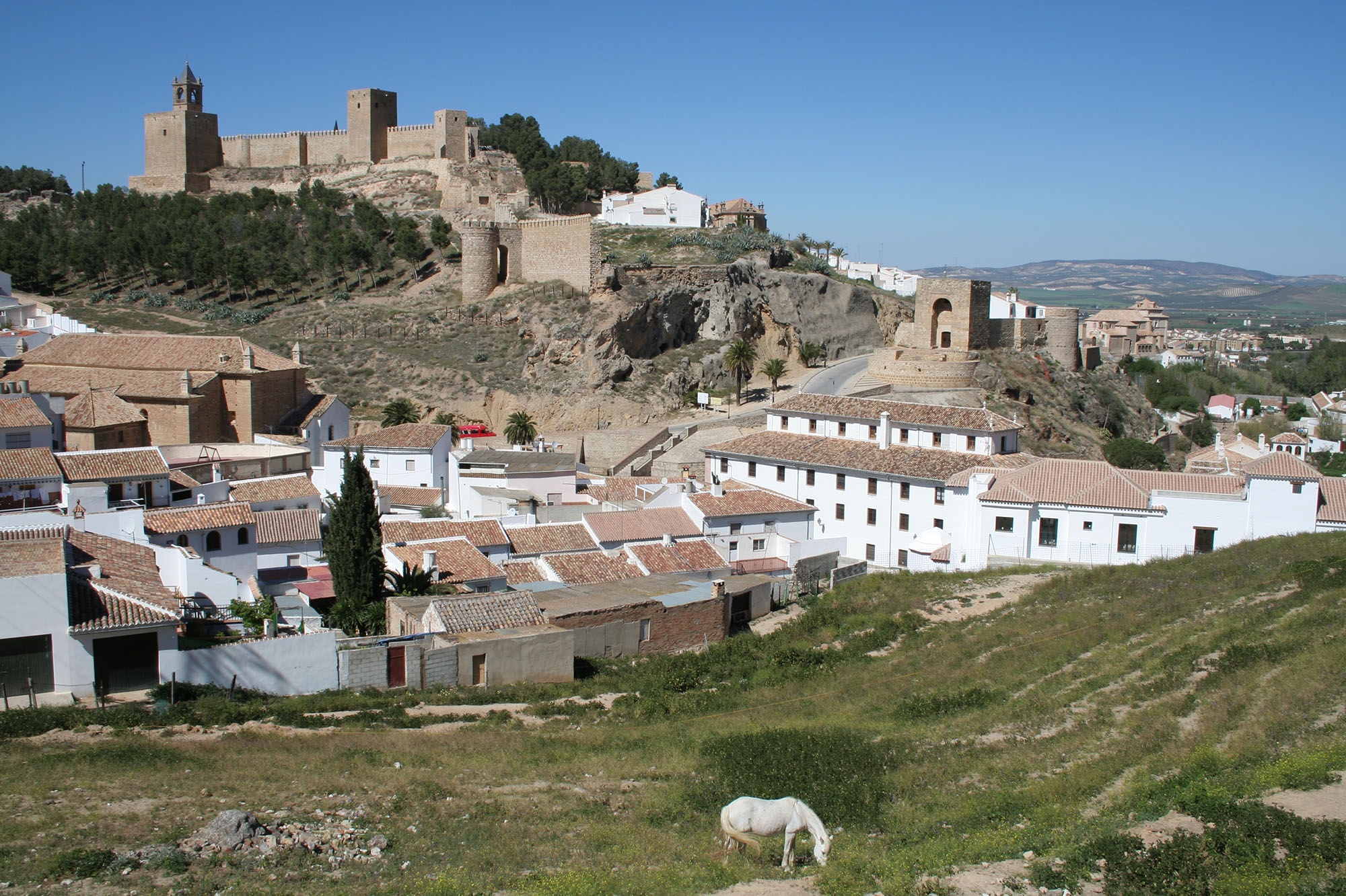 ANTEQUERA. JOURNEY TO THE CENTER OF ANDALUSIA