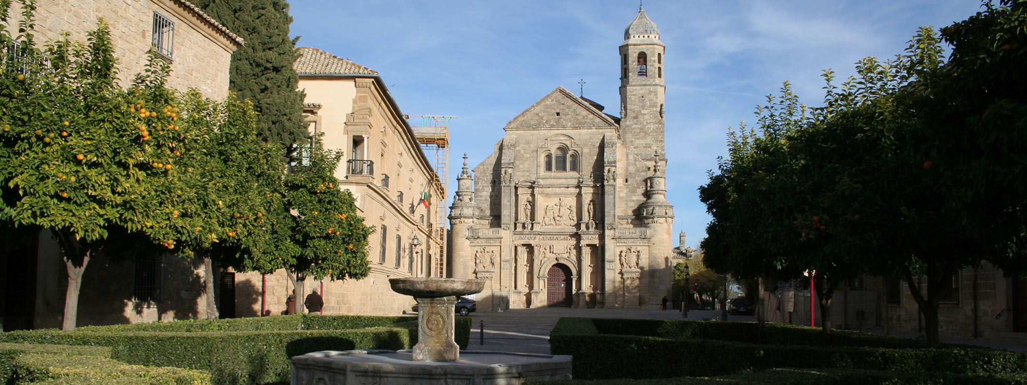 DAY 9: REINAISSANCE UBEDA AND SYNAGOGUE OF THE WATER
