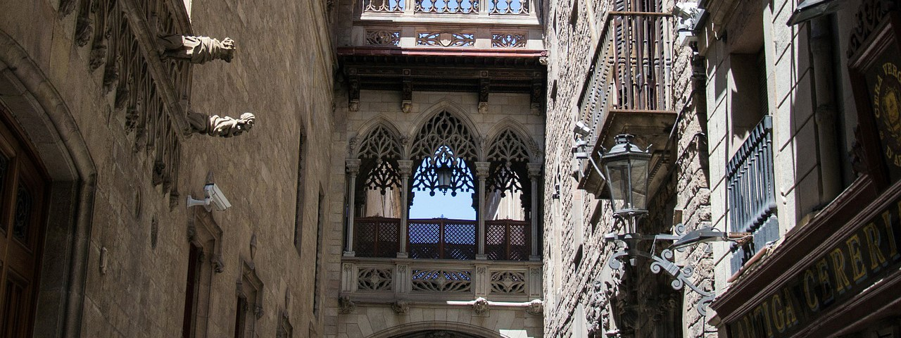 DAY 11: THE GOTHIC AND JEWISH BARCELONA