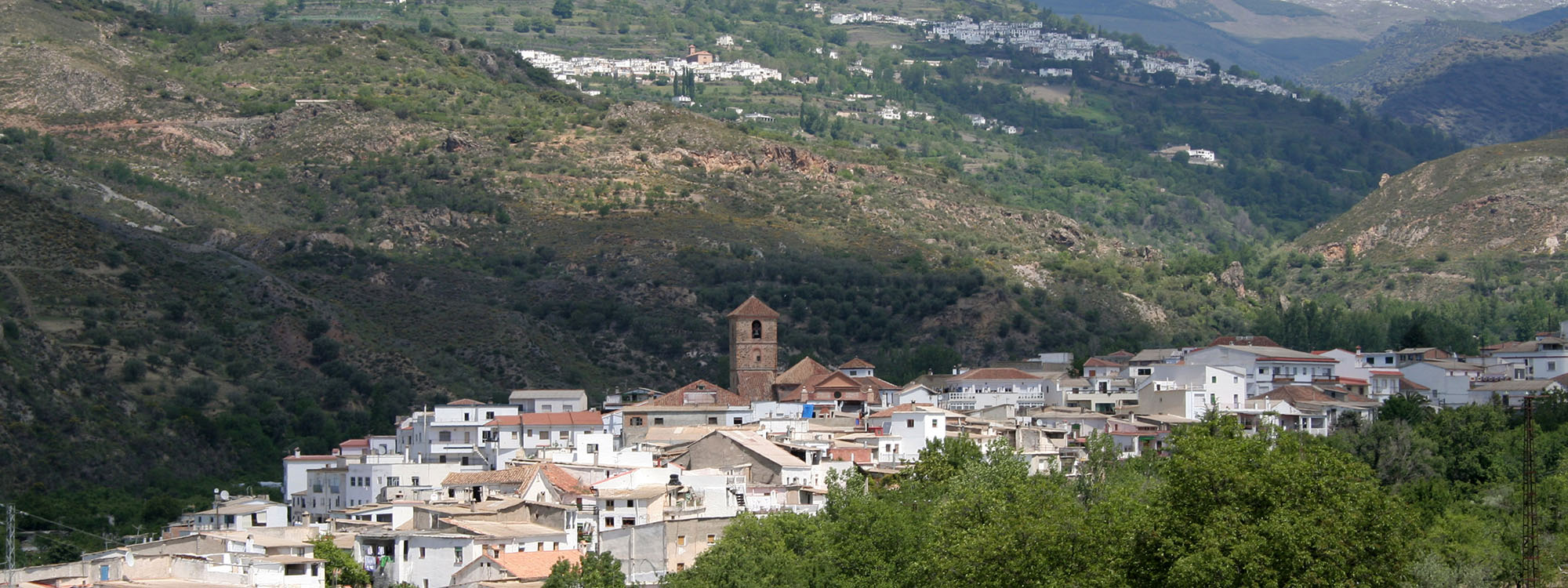 DAY 4: WHITE VILLAGES OF THE ALPUJARRAS