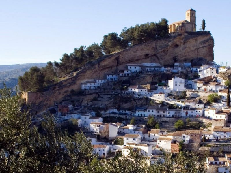 IN THE HEART OF ANDALUSIA